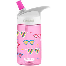 CamelBak Eddy Bidon 400ml Enfant, love glasses